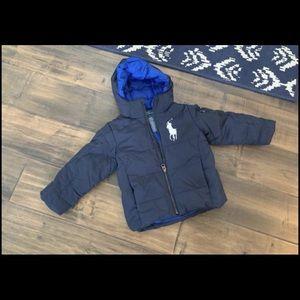 Ralph Lauren Toddler Down Jacket